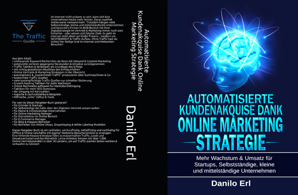 Automatisierte Kundenakquise Dank Online Marketing Strategie Cover